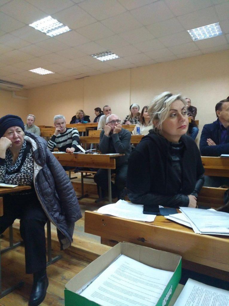 13 декабря 2019 года в г. Бобруйске проведены курсы повышения квалификации