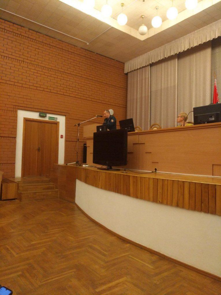 На семинаре для председателей товариществ собственников и организаций застройщиков рассмотрели вопросы по управлению общим имуществом многоквартирных жилых домов